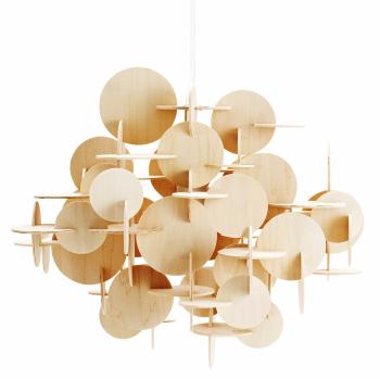 Designová závěsná svítidla Bau Lamp