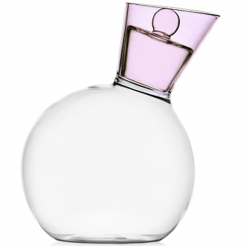 Designové nádoby na olej a ocet Travasi Oil Bottle No. 2