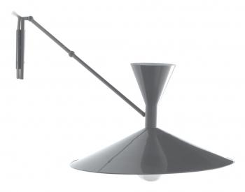 Designová nástěnná svítidla Lampe de Marseille (šedá)