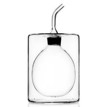 Designové nádoby na olej Cilindro Oil Bottle DoubleWall