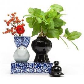 Designové vázy Delft Blue No.9