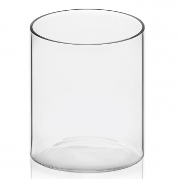 Designové sklenice na vodu Cilindro XLight