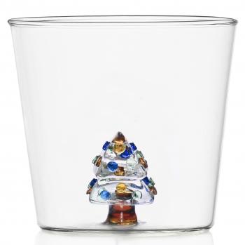 Designové sklenice na vodu Xmas Tumbler Tree