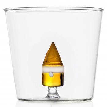 Designové sklenice na vodu Xmas Tumbler Pinocchio