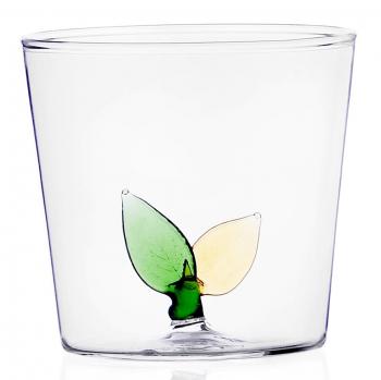 Designové sklenice na vodu Greenwood Leafs Tumbler