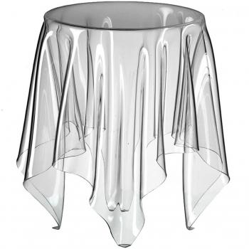 Designové odkládací stolky Illusion
