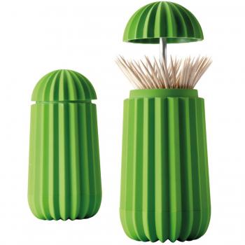 Designové zásobníky párátek Cactus