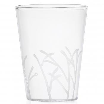 Designové sklenice na vodu Greenwood White Branches Long Drink