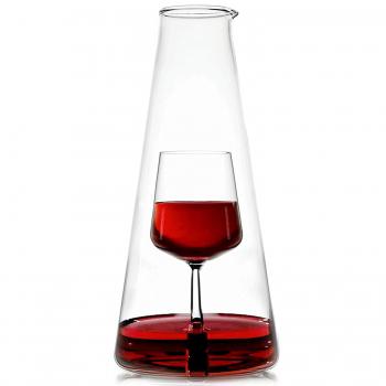 Designové karafy na víno Inbottiglia Wine Decanter