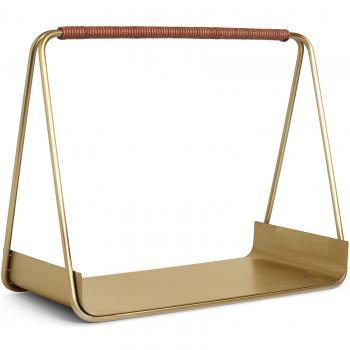 Designové koše na dřevo Port Wood Basket