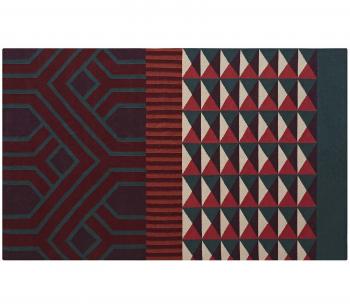 Designové koberce Ndebele