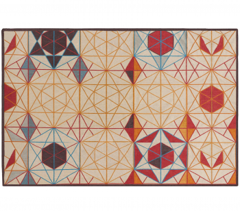 Designové koberce Hexa rectangular