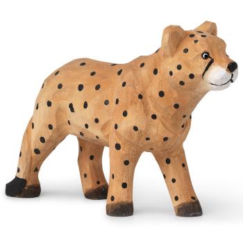 Designové dřevěné hračky Animal Cheetah