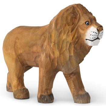 Designové dřevěné hračky Animal Lion