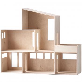 Designové domečky pro panenky Miniature Funkis House
