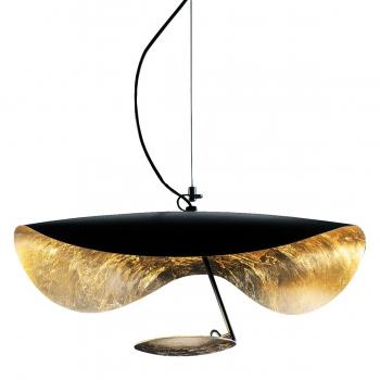Designová závěsná svítidla Lederam Manta S1