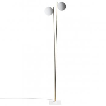 Designové stojací lampy Lederam F2