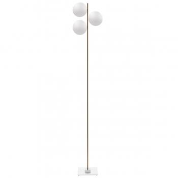 Designové stojací lampy Lederam F3