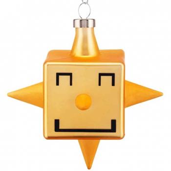 Designové vánoční ozdoby Cubic Star