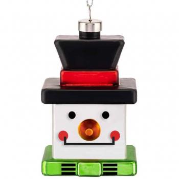 Designové vánoční ozdoby Snow Cube