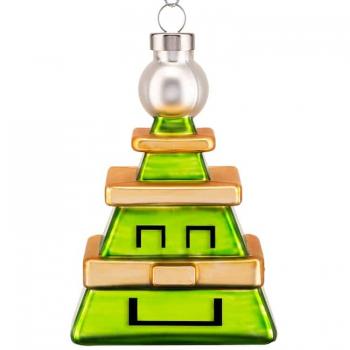Designové vánoční ozdoby Cubic Tree