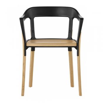 Designové židle Steelwood Chair
