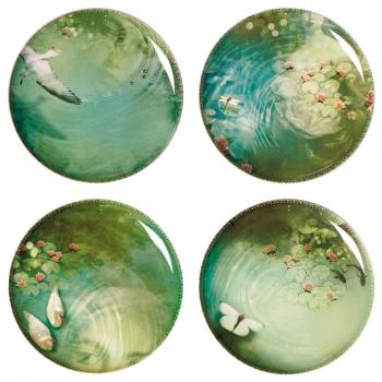 Designové talíře Narcisse