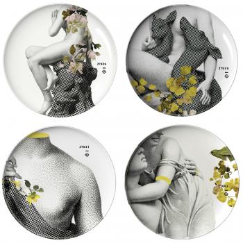 Designové talíře Parnasse
