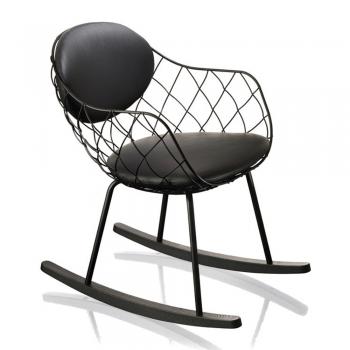 Designová zahradní křesla Piña Rocking Chair