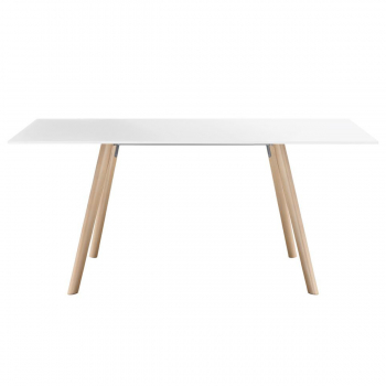 Designové kancelářské stoly Pilo Table Rectangular