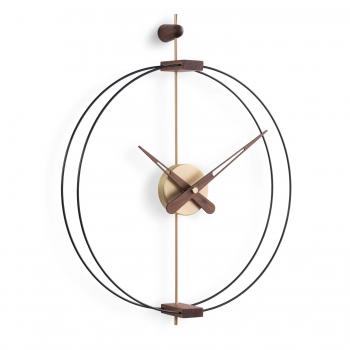 Designové nástěnné hodiny Micro Barcelona