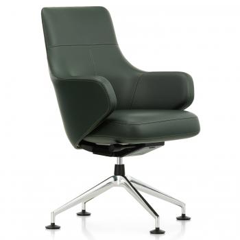 Designové konferenční židle Grand Conference Lowback