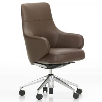 Designové kancelářské židle Grand Executive Lowback