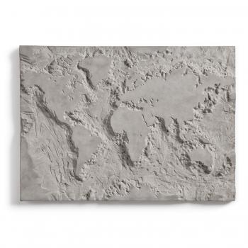 Designové nástěnné dekorace The Gray Planet