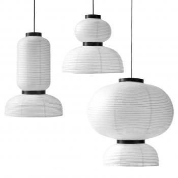 Designová závěsná svítidla Formakami