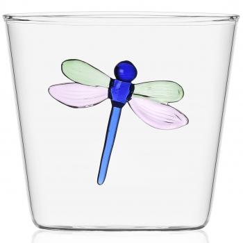Designové sklenice na vodu Garden Pic Nic Tumbler Dragonfly