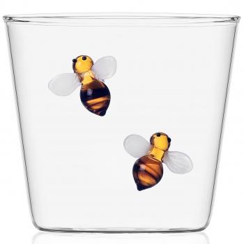 Designové sklenice na vodu Garden Pic Nic Tumbler Bees