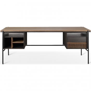 Designové pracovní stoly Oscar Desk 2 Drawers
