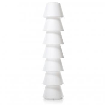 Designové stojací lampy Set Up Shade