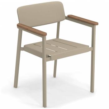 Designové zahradní židle Shine Armchair