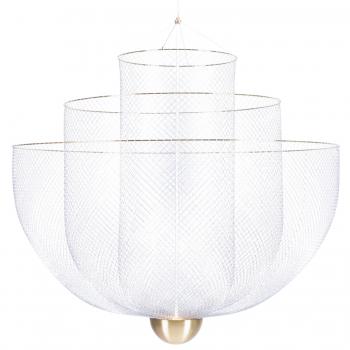Designová závěsná svítidla Meshmatics