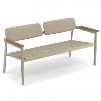 Designové zahradní sedačky Shine Sofa
