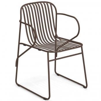 Designové zahradní židle Riviera Armchair