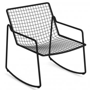 Designová zahradní houpací křesla Rocking Lounge Chair Rio R50