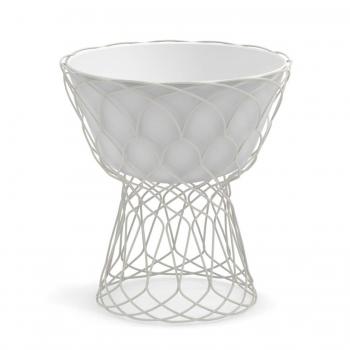 Designové zahradní květináče Re-Trouvé Short Vase