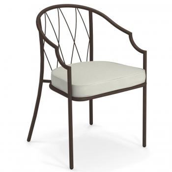 Designové zahradní židle Como Armchair