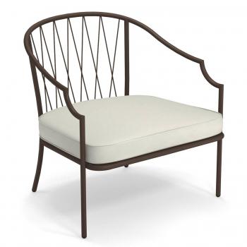 Designová zahradní křesla Como Lounge Chair