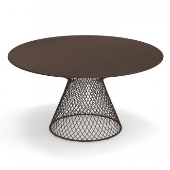 Designové zahradní stoly Como Round Table Frame