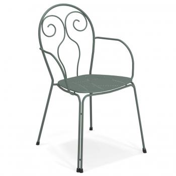 Designové zahradní židle Caprera Armchair