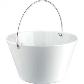 Designové mísy Bowl With Handle Round